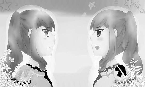 鏡中女-黑白.jpg