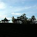 台東太麻里金針山山上涼亭2