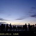 台東太麻里金針山看日出的人