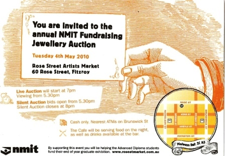 NMIT Jewellery Auction