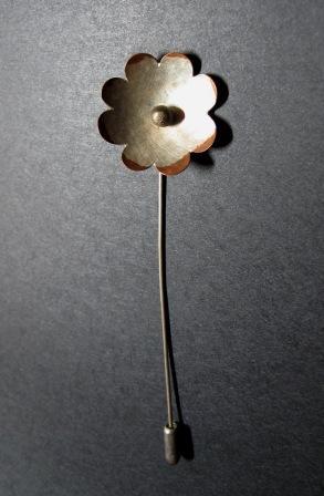 Greg Mann Jewellery- Flower Pin
