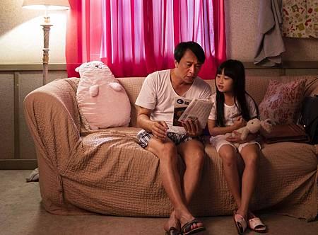 王先生與女兒
