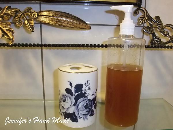 茉莉花液體皂