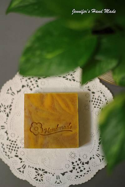 蜂蜜艾草皂