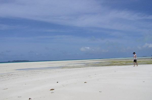 長沙灘島之三