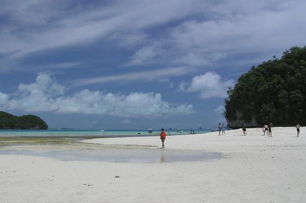 長沙灘島之六