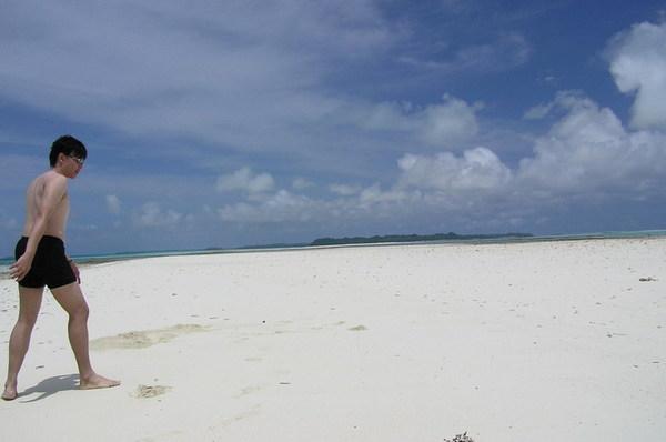 長沙灘島之十五