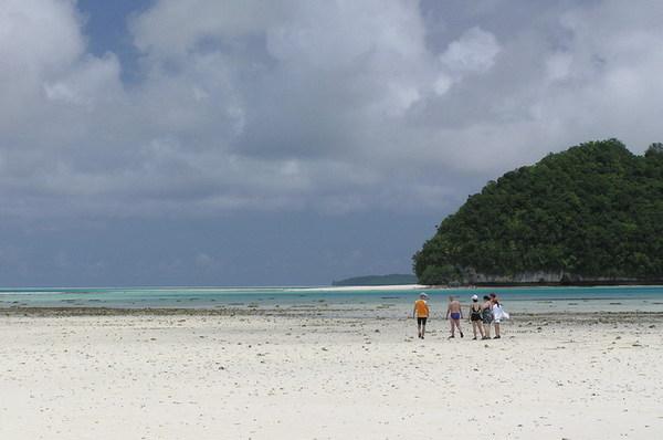 長沙灘島之十八