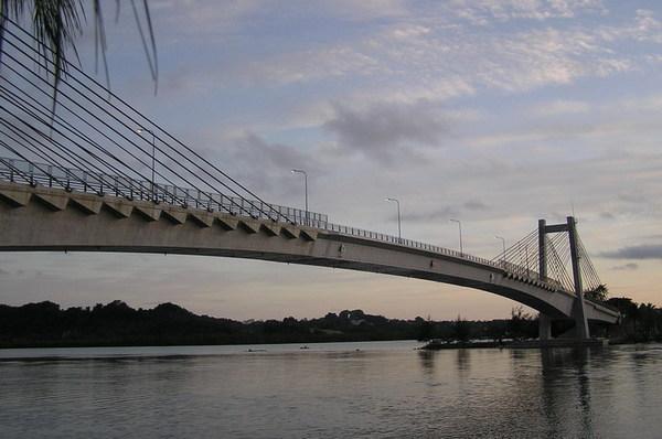 日帛大橋之一