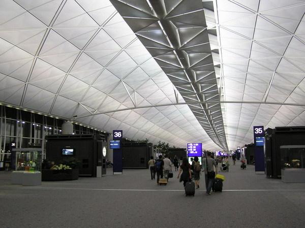 香港赤臘角機場