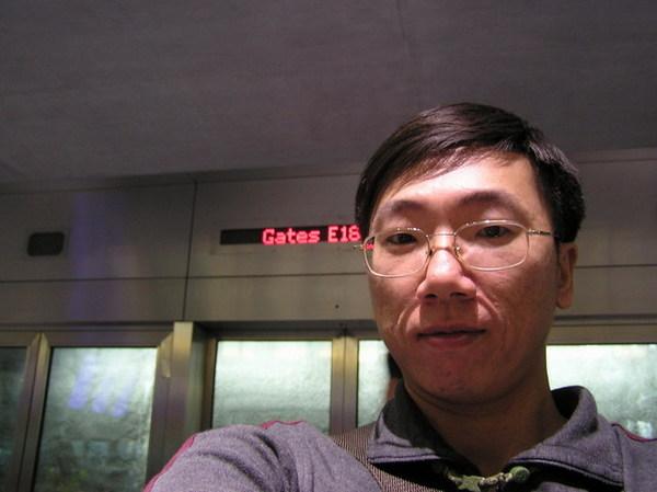 蘇黎世機場的Skymetro