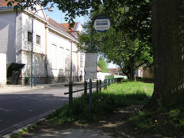 Telč kino站