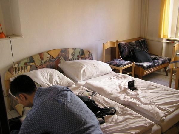 Vacek Penzion房間
