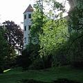 城堡花園一角