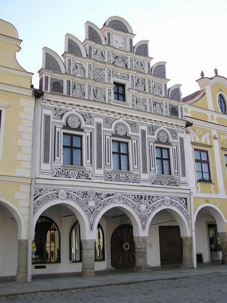 漂亮的房子