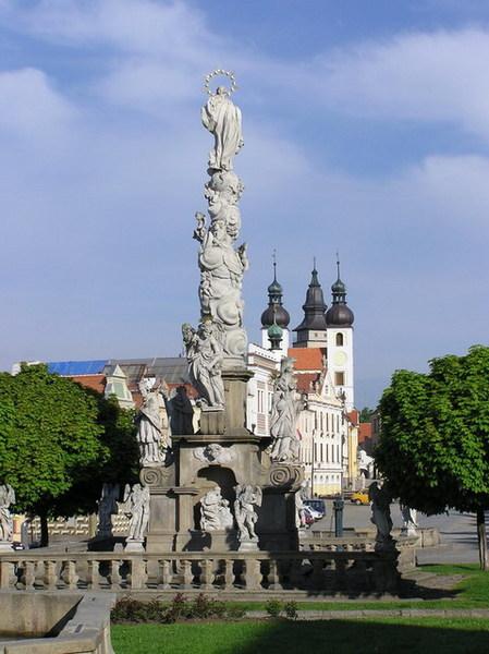 瑪麗亞紀念柱