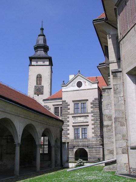 聖詹姆士教堂的鐘塔