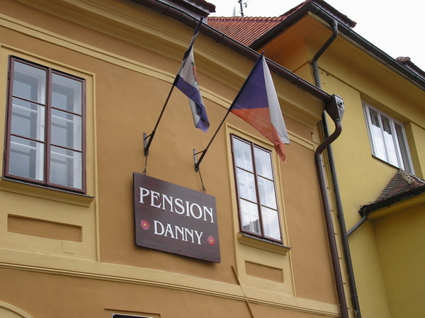 Danny Pension的招牌