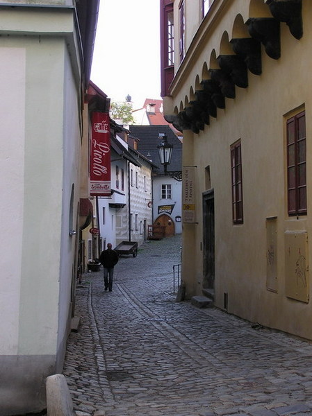 舊城區街道