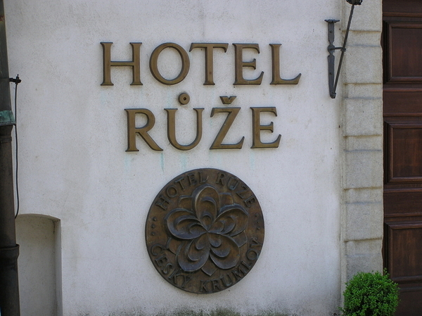 Růže Hotel