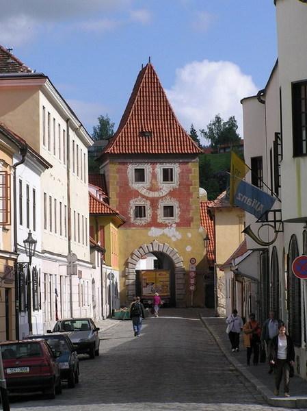 Gate of Budějovice