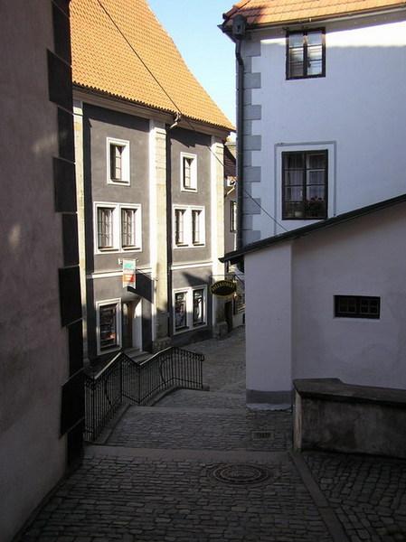 階梯的終點