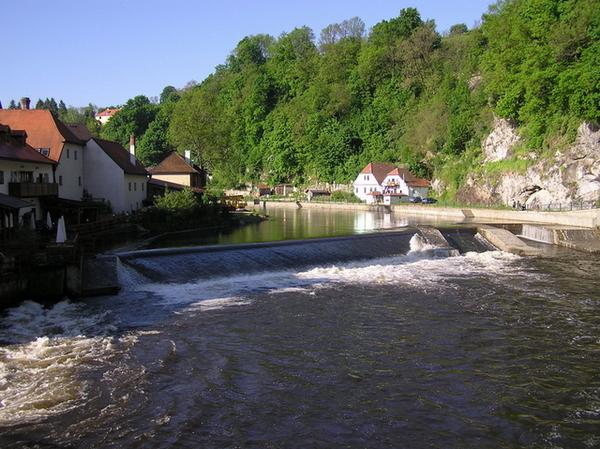 Vltava河
