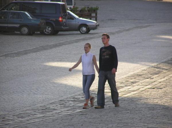 地點:Telč廣場