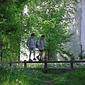 地點:Ulický rybník湖畔小徑