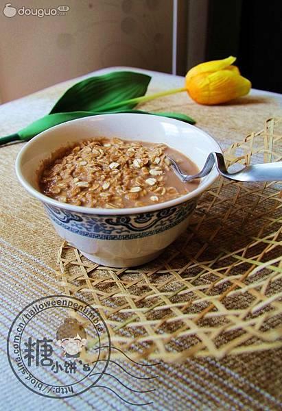 阿華田牛奶燕麥粥