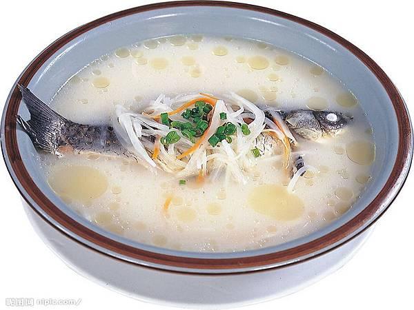 蘿蔔絲技魚湯
