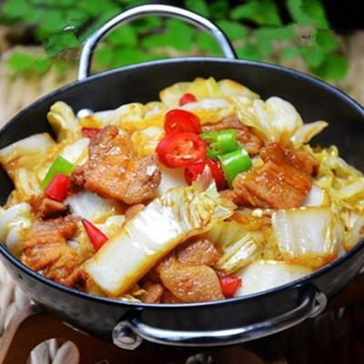 干鍋辣白菜