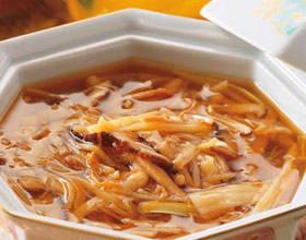 酸菜里肌豆腐湯