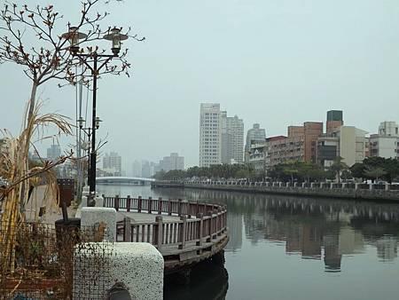 台南安平港