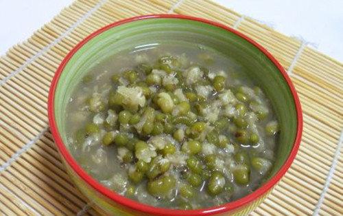 翠花綠豆粥