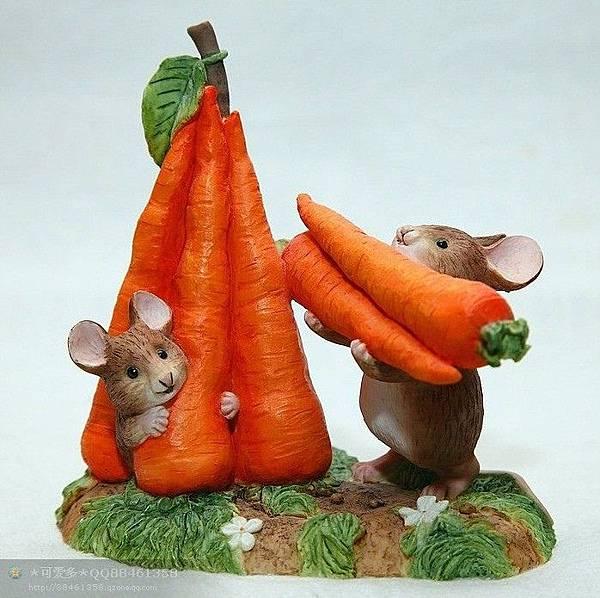 老鼠的蔬菜幸福生活