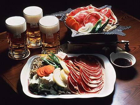 北海道「成吉思汗烤肉」