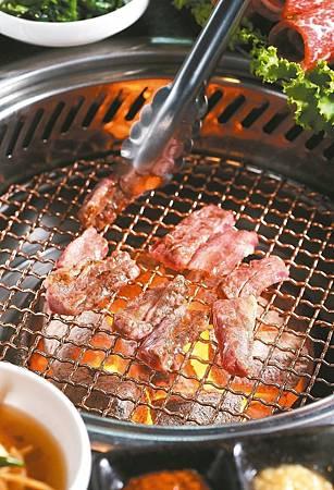 「韓式燒肉+辣味噌」太夠味!
