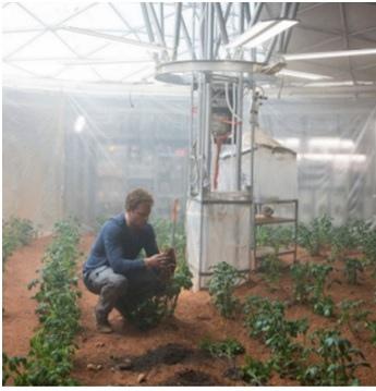 NASA真的要在火星上種馬鈴薯了