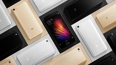 小米手機5登台 5月17開賣