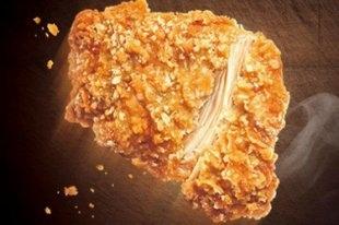 麥當勞在地餐點 台灣推出無骨雞排