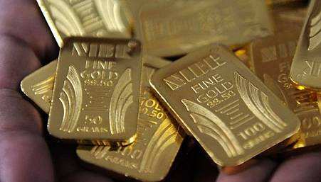 【海期專業】黃金微幅收高 一度上漲至14個月高點