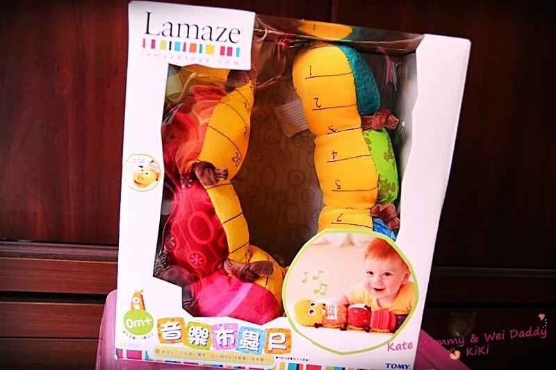 Lamaze拉梅茲嬰幼兒玩具1