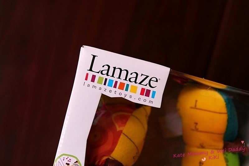 Lamaze拉梅茲嬰幼兒玩具2