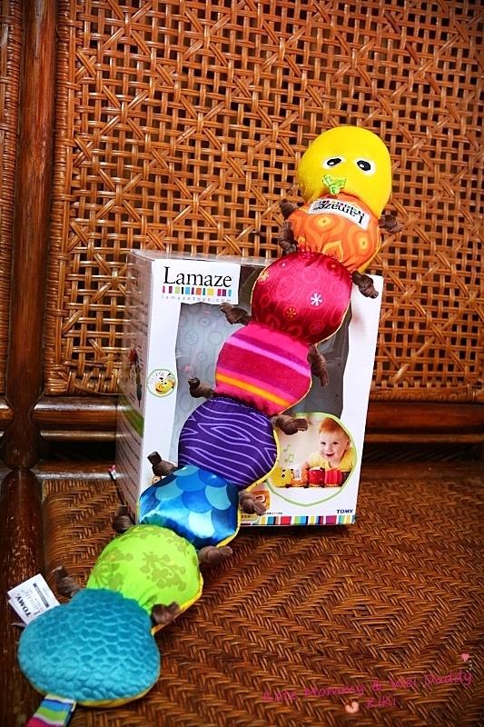 Lamaze拉梅茲嬰幼兒玩具8
