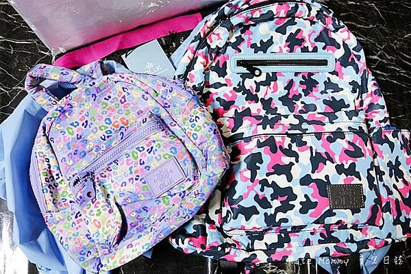 OLiK OK包 SORA迷彩 後背包拉鍊款 寶貝系列小童包 紫色彩虹軟糖5.jpg