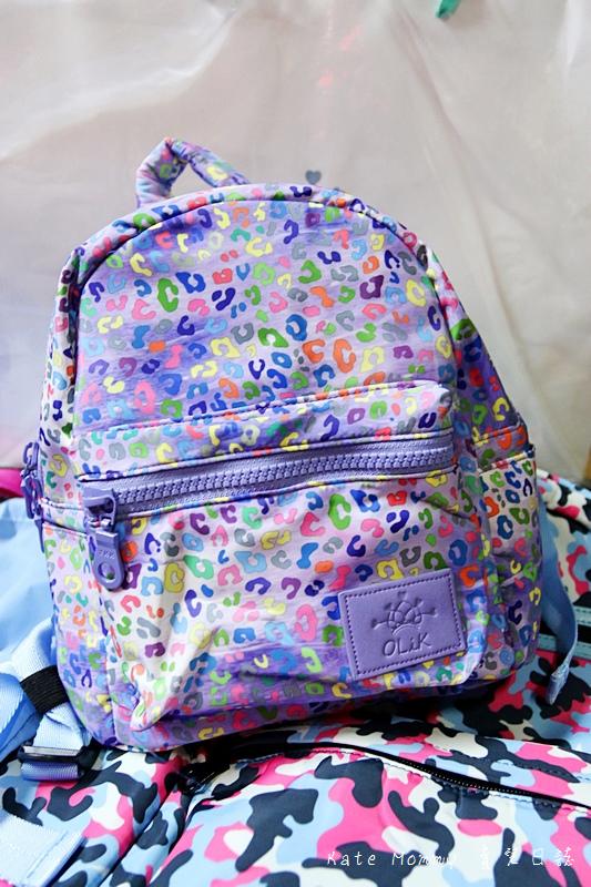 OLiK OK包 SORA迷彩 後背包拉鍊款 寶貝系列小童包 紫色彩虹軟糖8.jpg