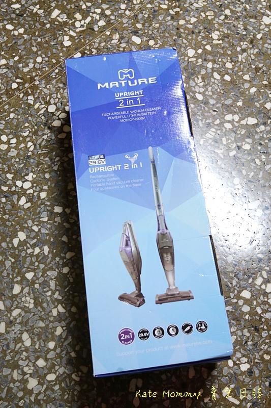 MATURE美萃 直立式無線吸塵器鋰電版 手持式吸塵器推薦1.jpg