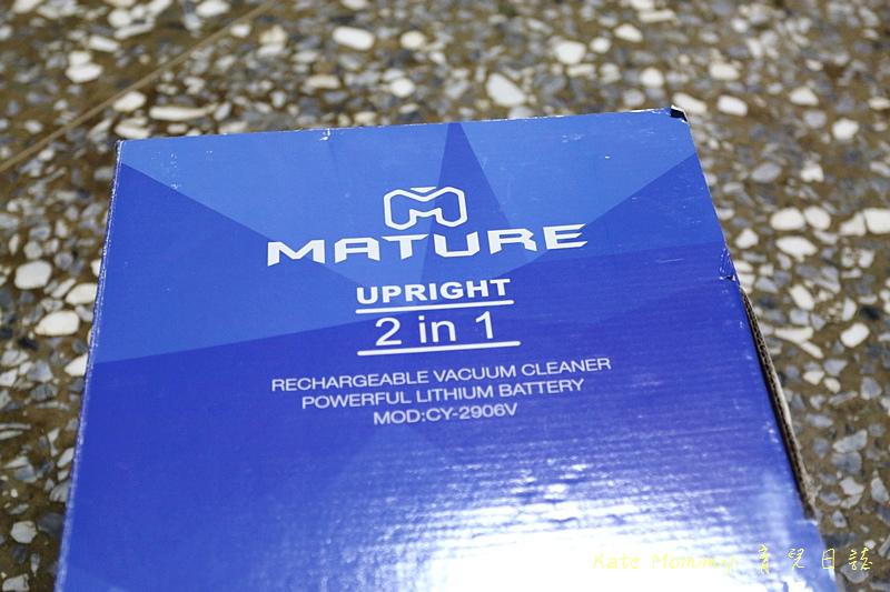 MATURE美萃 直立式無線吸塵器鋰電版 手持式吸塵器推薦2.jpg
