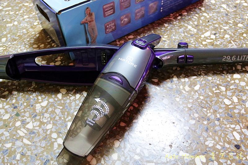 MATURE美萃 直立式無線吸塵器鋰電版 手持式吸塵器推薦17.jpg